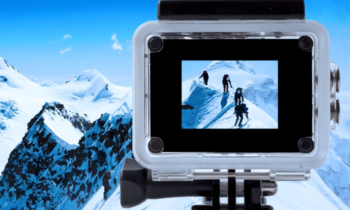 Arise 1080p Full HD Action Camera