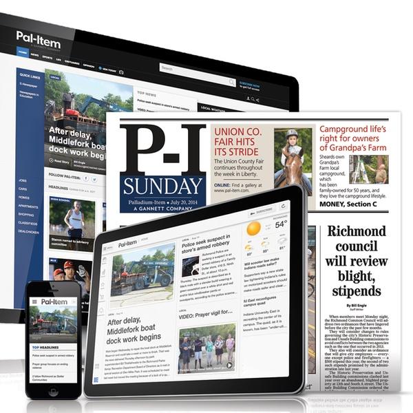 Palladium item news richmond indiana