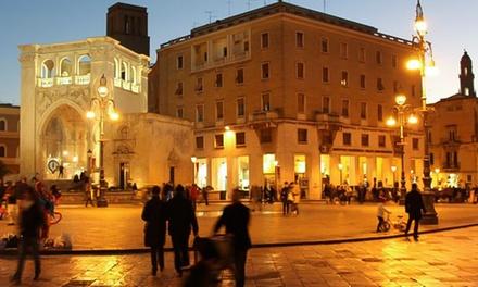 Lecce: fino a 3 notti in camera standard con colazione