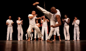 Capoeira Sul da Bahia: One-Week Martial Arts Camp with Optional Lunch at Capoeria Sul da Bahia (Up to 50% Off). Four Options Available.