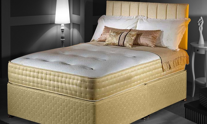 Royal Bamboo Memory-Sprung Mattress