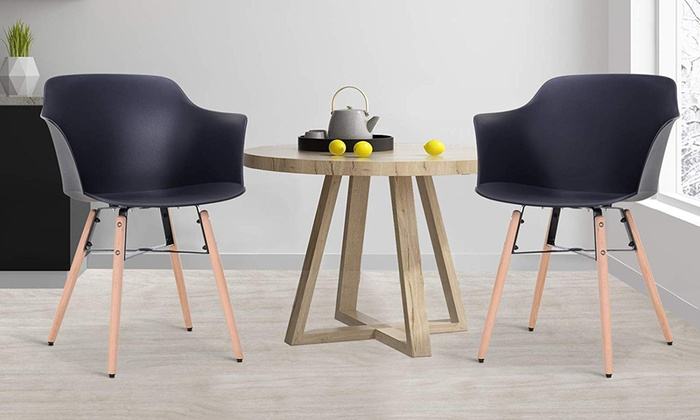 Two, Four or Six Scandinavian-Style Dining Chairs