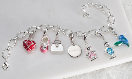 Custom Charms Bracelets (Up to 76% Off)
