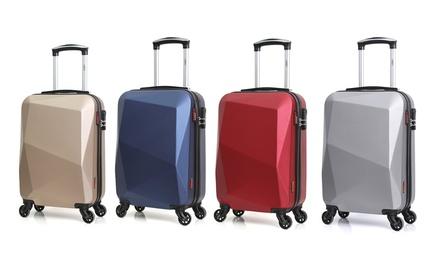 Reisekoffer im originellen Design in der Farbe nach Wahl