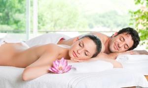 Nikkal Center: Percorso spa in area privata più massaggio e trattamento a scelta per 2 persone da Nikkal Center (sconto fino a 75%)