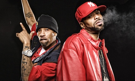 $59 for a General Admission Ticket to Method Man & Redman Blackout Australian Tour $84.90 Value