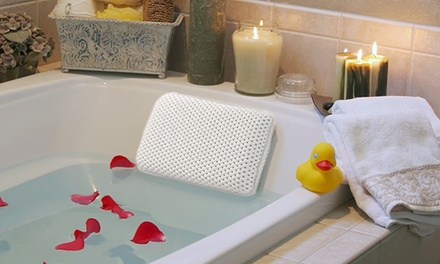 Cushioned Bath Pillow