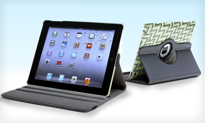 Aduro Rotating iPad Stand/Case: $9.99 for an Aduro Rotating iPad Stand/Case ($39.99 List Price). Four Styles Available. Free Returns.