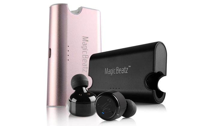 658140b748d Up To 75% Off on Magicbeatz True Wireless Earbuds | Groupon Goods