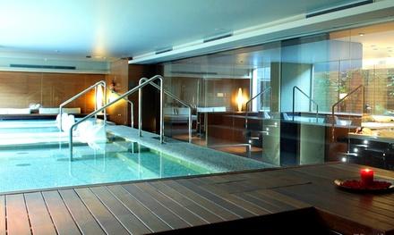 Spa ilimitado para 2 personas con masaje a elegir desde 69 € en The Royal Fitness Spa Fairmont Rey Juan Carlos I 5*