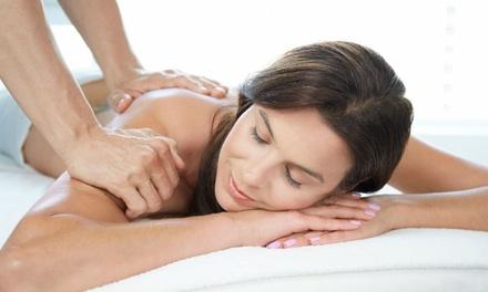 Massages naar keuze van 60 min. bij ELVE Massage achter NSstation Leeuwarden