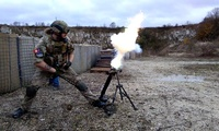Firepower Experience for Up to Ten at Frontline Wargames (Up to 53% Off)