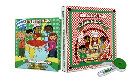Kids' Italian Cookbook Kit
