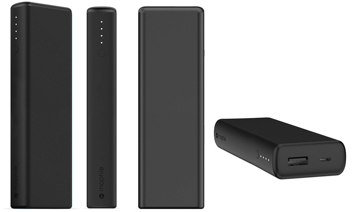 finest selection b2369 252de Mophie Power Boost XL 10,400 mAh Portable Charger