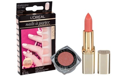 L'Oreal Make Up Bundle for £4.99 (84% Off)