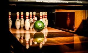 MK Bowling Gdańsk: Bowling: 2 godziny gry dla 1-6 osób od 59 zł w MK Bowling Gdańsk (do -57%)