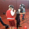 Fencing Kids Pirate Party