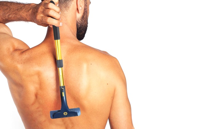 Rasoio depilazione schiena e lame | Groupon Goods
