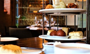 Rasoi Indian Kitchen: High Chai Indian Afternoon Tea with Prosecco for Two or Four at Rasoi Indian Kitchen (Up to 42% Off)