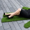 The Lawnsie - A portable lawn that allows you to sunbathe anywhere