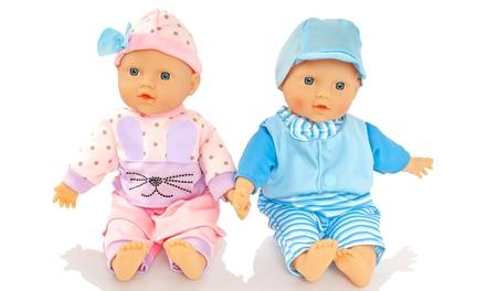 Boy and Girl Twins Set