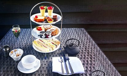 image for Afternoon Tea with Prosecco for Up to Six at The Bridge Street Lounge & Grill (Up to 24% Off)