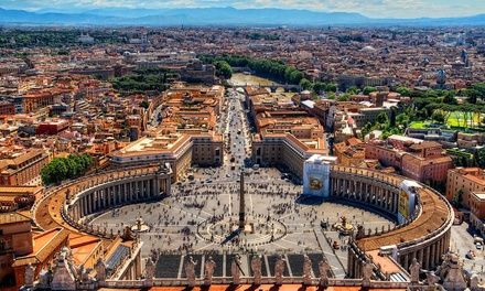 ✈ Rome: 2, 3 or 4 Nights 4* Hotel Stay with Dublin Flights*