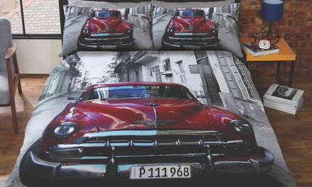 Rapport Home All Around The World Duvet Sets
