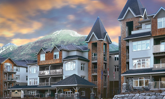 Windtower Lodge & Suites in - Canmore, AB, CA | Groupon Getaways