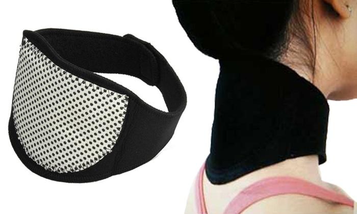 Maod - אשדוד: תפוסים? מחמם צוואר מגנטי עשוי פליז לחימום ולהקלה על כאבי צוואר