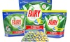 Groupon Goods Global GmbH: 100 or 200 Fairy All-in-One Dishwasher Tablets