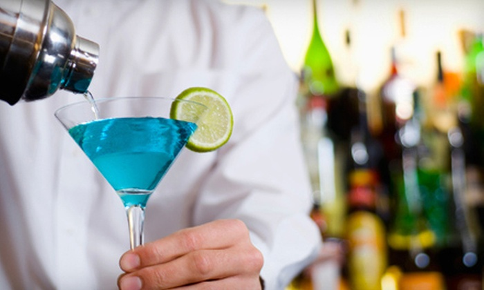 Professional Bartenders Association - Red Bank: Four-Hour Mixology Course for One or Two at Professional Bartenders Association (Up to 65% Off)