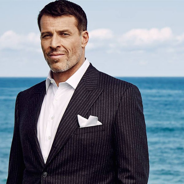 The Ultimate Wealth and Achievement Summit feat  Tony Robbins and Gary  Vaynerchuk on Friday, April 26, at 8 a m