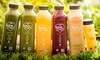 Love Grace: Three- or Five-Day Organic Juice Cleanse from Love Grace (Up to 41% Off)