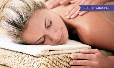 Pamper Package with Three Treatments from Schmoo at the manor at Hilton St Anne's Manor