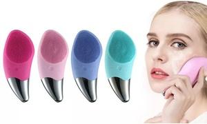 Brosse électrique pour visage
