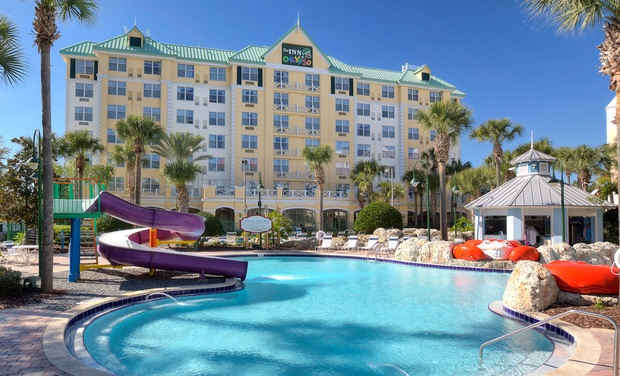 The Inn At Calypso Cay Hotel Orlando Groupon