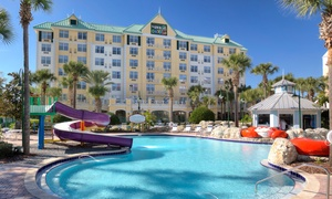 Family-Friendly Hotel near Orlando Theme Parks at The Inn at Calypso Cay Hotel Orlando, plus 6.0% Cash Back from Ebates.
