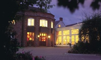 Sunday Two-Course Lunch with Wine for Two or Four at  AA Rosette Awarded Quorn Country Hotel