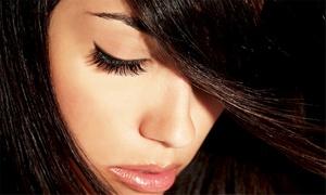 CB Beauty Boost: Wimpernverlängerung mit 60 Seidenwimpern pro Auge inkl. Beratung, opt. mit 1x Refill, bei CB Beauty Boost (78% sparen*)