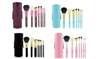Seven-Piece Make-Up Brush Kit in Choice of Colour for AED 49 (67% Off)
