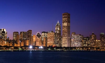 Sunset Cruise for One, Two, or Four from ChicagoCruiseTickets.com (Up to 46% Off)