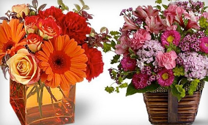 Maria's Flower Boutique - Lincolnwood: $20 for $40 Worth of Flowers, Gifts, and More at Maria's Flower Boutique in Lincolnwood