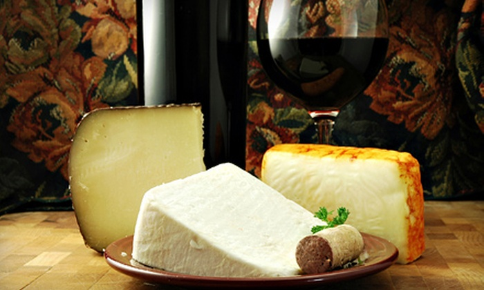 Vida Y Vino - Baylands: Wine Pairing with Cheese and Entrees for Two or Four or Party for Up to 50 at Vida Y Vino in Fremont (Up to 55% Off)