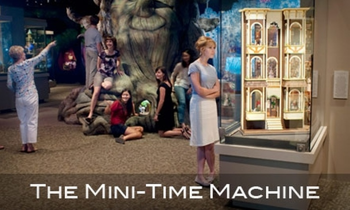 The Mini-Time Machine Museum of Miniatures - Ward 2: $3 for One Ticket to The Mini-Time Machine Museum of Miniatures (Up to $7 Value)
