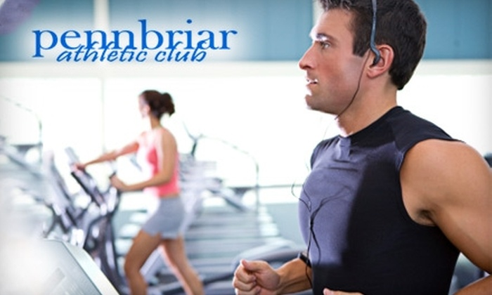 Pennbriar Athletic Club - Summit: $37 for a One-Month Gym Membership to Pennbriar Athletic Club ($75 Value)