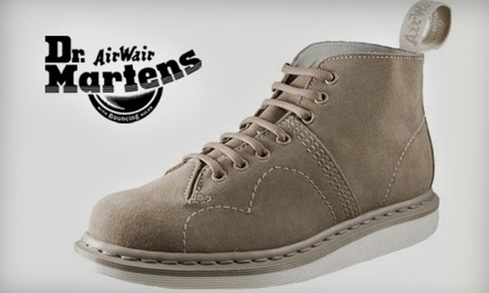 Dr. Martens AirWair Retail Store - Pike Place  Market: $35 for $75 Worth of Shoes and Accessories at Dr. Martens AirWair Retail Store