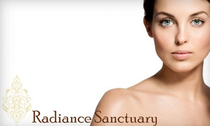 Radiance Sanctuary - San Carlos: $45 for Your Choice of Facial (up to $105 value) or $70 for One Microdermabrasion Treatment ($140 value) at Radiance Sanctuary in San Carlos