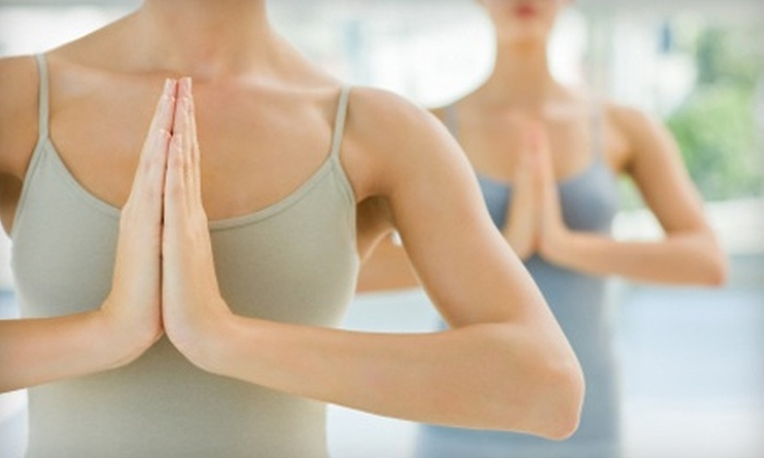Body in Mind Yoga Studio - Moose Jaw: Five Drop-In Classes or One Month of Unlimited Classes at Body in Mind Yoga Studio in Moose Jaw