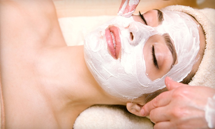Damara Day Spa - Central Business District: $55 for Custom Facial and Scalp Massage at Damara Day Spa ($110 Value)